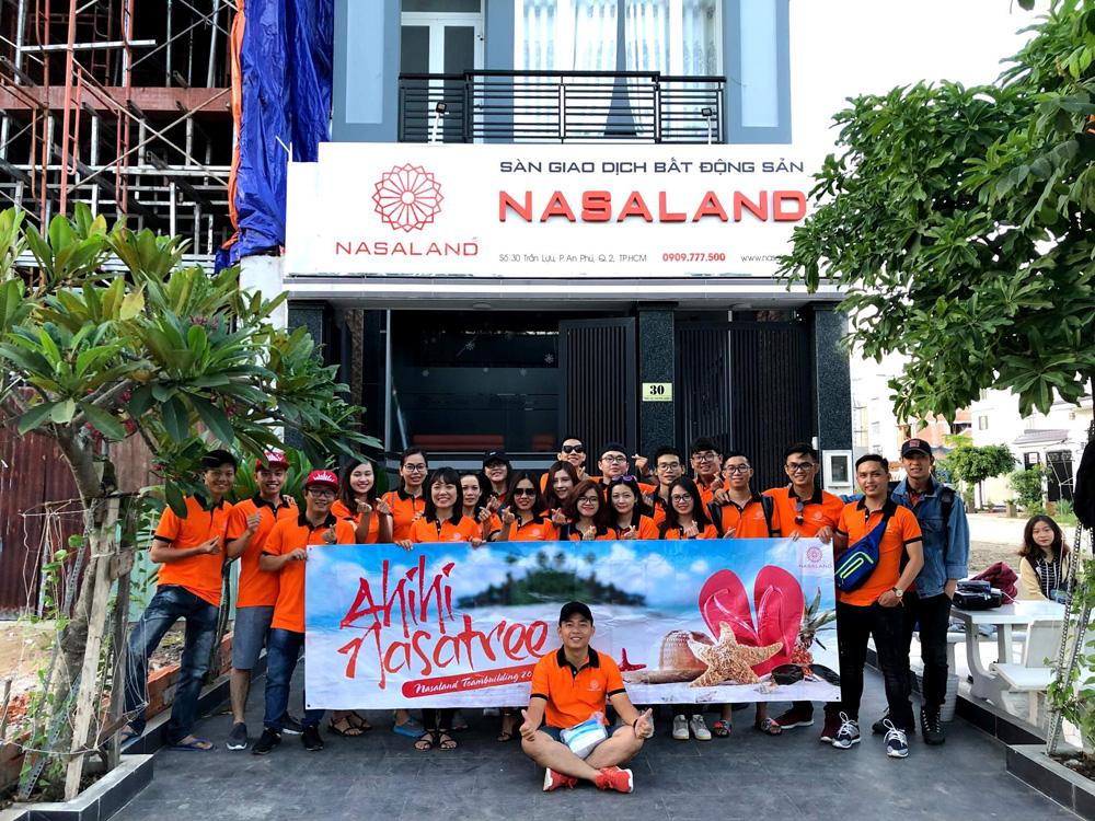 Nasaland Teambuilding